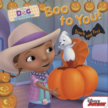 Boo to You! (Pappbok)