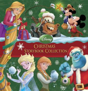 Disney Christmas Storybook Collection av Calliope Glass og Elle D Risco (Innbundet)