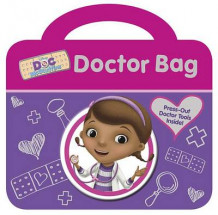 Doc McStuffins Doctor Bag av Disney Book Group (Pappbok)