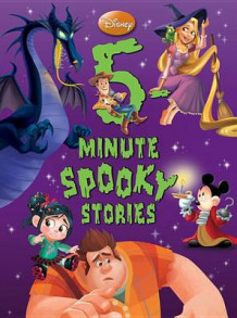 5-Minute Spooky Stories (Innbundet)
