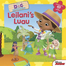 Leilani's Luau av Disney Book Group og Sheila Sweeny Higginson (Heftet)