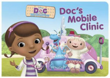 Doc's Mobile Clinic av Disney Book Group og Marcy Kelman (Pappbok)