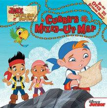 Jake and the Never Land Pirates Cubby's Mixed-Up Map av Disney Book Group og Sheila Sweeny Higginson (Heftet)