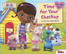 Doc McStuffins Time for Your Checkup! av Disney Book Group (Pappbok)