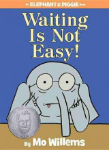 Omslag - Waiting Is Not Easy!