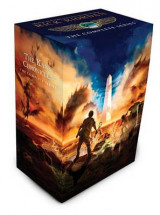 Omslag - The Kane Chronicles: The Complete Series
