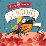 Omslag - Fairy Friends: A Seasons Primer