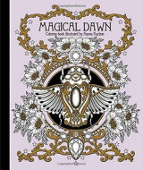 Omslag - Magical Dawn Coloring Book