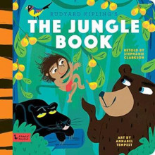 The Jungle Book av Stephanie Clarkson og Annabel Tempest (Innbundet)