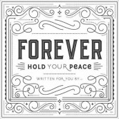 Forever Hold Your Peace av Gibbs Smith (Innbundet)