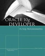 Oracle 10g Developer: PL/SQL Programming av Joan Casteel (Blandet mediaprodukt)