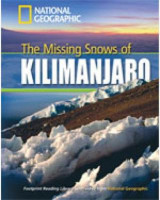 Omslag - The Missing Snows of Kilimanjaro + Book with Multi-ROM