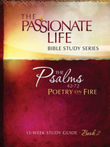 Omslag - Psalms: Poetry on Fire Book Two 12-Week Study Guide