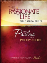 Omslag - Psalms: Poetry on Fire Book Three 8-Week Study Guide