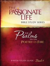 Omslag - Psalms: Poetry on Fire Book Four 8-Week Study Guide