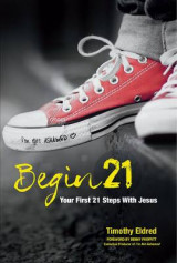 Omslag - Begin 21: Your First 21 Steps with Jesus