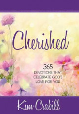 Omslag - Cherished: 365 Devotions that Celebrate God's Love for You