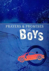 Omslag - Prayers and Promises for Boys