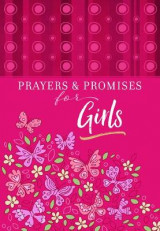 Omslag - Prayers and Promises for Girls