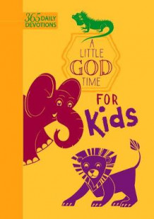 A Little God Time Fot Kids: 365 Daily Devotional av Broadstreet Publishing (Bok uspesifisert)