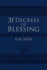 Omslag - 31 Decrees of Blessing for Men