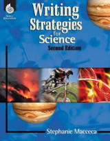 Omslag - Writing Strategies for Science