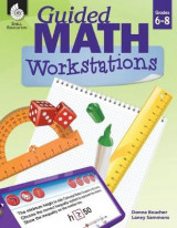 Omslag - Guided Math Workstations 6-8