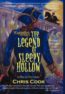 Washington Irving's The Legend of Sleepy Hollow av Christopher Cook (Innbundet)