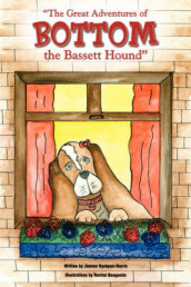 The Great Adventures of Bottom the Bassett Hound av Joanne Ryshpan-Harris (Heftet)