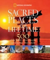 Sacred Places of a Lifetime av National Geographic (Innbundet)