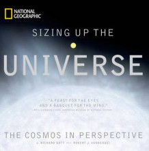 Sizing Up the Universe av Richard Gott III (Innbundet)