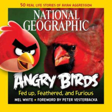 National Geographic Angry Birds av Mel White (Heftet)