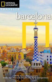 National Geographic Traveler: Barcelona, 4th Edition av Damien Simonis (Heftet)