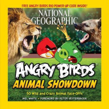 Angry Birds Animal Showdown av Mel White (Heftet)