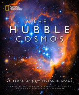 Omslag - The Hubble Cosmos