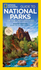 Omslag - National Geographic Guide to National Parks of the United States, 8th Edition