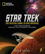 Omslag - Star Trek the Official Guide to Our Universe