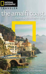Omslag - NG Traveler: The Amalfi Coast, Naples and Southern Italy, 3rd Edition