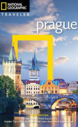 Omslag - NG Traveler: Prague, 3rd Edition