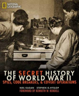 Omslag - The Secret History of World War II