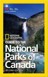 Omslag - NG Guide to the National Parks of Canada, 2nd Edition