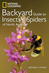 Omslag - NG Guide to the Insects and Spiders of North America