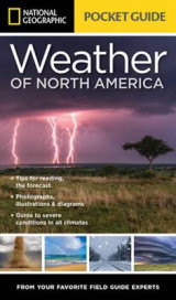 Omslag - NG Pocket Guide to the Weather of North America
