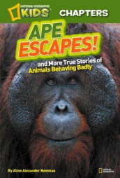 National Geographic Kids Chapters: Ape Escapes! av National Geographic Kids og Aline Alexander Newman (Heftet)