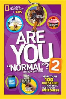 Are You Normal? 2 av Mark Shulman (Innbundet)