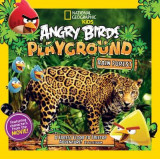 Omslag - Angry Birds Playground: Rainforest
