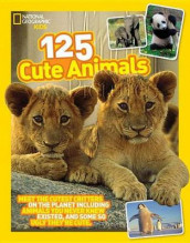 125 Cute Animals av National Geographic Kids (Innbundet)