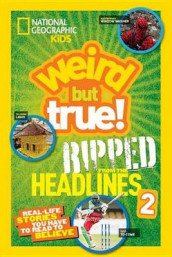 National Geographic Kids Weird But True! av National Geographic Kids (Innbundet)