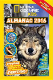 National Geographic Kids Almanac 2016 av National Geographic Kids (Innbundet)