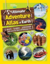 The Ultimate Adventure Atlas Of Earth av National Geographic Kids (Innbundet)